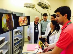 Laboratório de Artroscopia e Medicina Esportiva.
